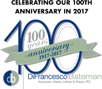 DiFrancesco Bateman Law Firm Celebrates 100 Years